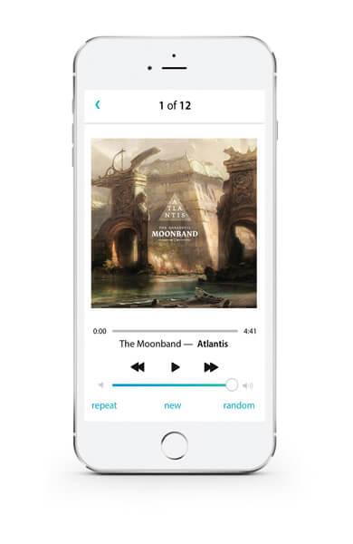 Bragi iPhone app