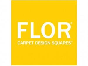 Flor Design Squares logo