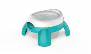 Infantino Potty Opened